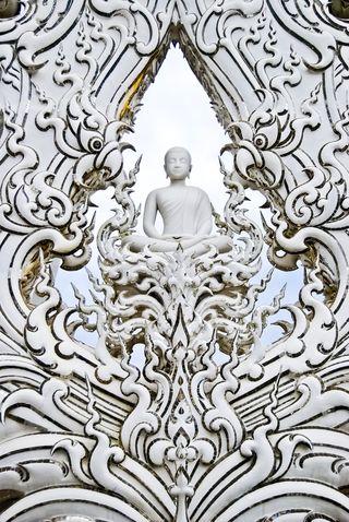 White_buddha_relief