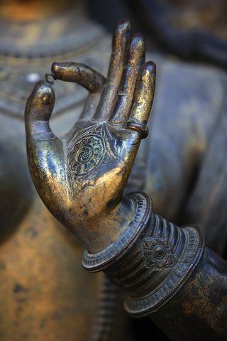 Buddhahand